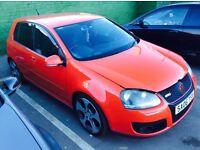 2006 golf gti,golf gti mk5,golf,Volkswagen,spares or repairs,