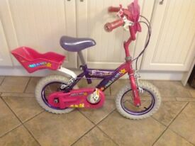 Girls Bicycle for sale (2-5 years)