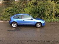 ROVER 25 1.4 SE 3 DOOR (ONE OWNER LOW MILES) +OTHER PXS