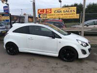 Vauxhall corsa limited edition 1.2 petrol 2013 one owner 40000 fsh ful year mot fullyserviced maypx