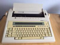 Retro Brother AX-45 Electric Typewriter/Word Processor - Excellent working condition