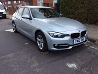 BMW 3 SERIES 320D F30 2012 STOP/START 88K MILES KEY LESS HPI CLEAR FULL MAIN DEALER SERVICE HISTORY