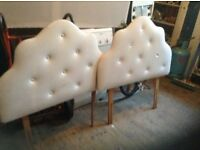 Headboards,King,double and single.£10.00 to £35.00