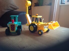 Bob the builder engines