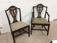 Antique Chairs - VGC