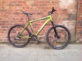 Trek Mens hardtail mountain bike