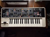 ROLAND GAIA MINT POLYSYNTH BOXED AS NEW.