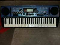 Yamaha DJX DJ-X Synth Sampler workstaion