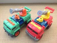 Matchbox Lorry water Squirters