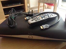 Amsterdam DRX890 Sky+ box,controller,HD lead