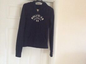 Hollister hoodies size small