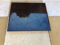 Quality German Made Induction Ceramic Hob 16 Month Old Can Deliver..