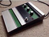 1970's Vintage Carlsbro Echo/Delay Unit