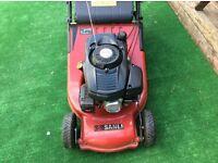Sanli petrol lawnmower great working order