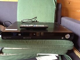 Wharfdale DVD recorder/player