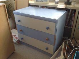 3 drawer chest for bedroom