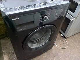 black Washing machine...Mint Free delivery
