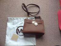 Michael Kors bag with original packaging