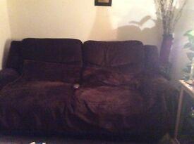 3 piece suite recliner for sale