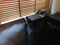 Vision fog machine