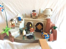 Playmobil soldiers fort 5139