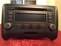Genuine Audi Car CD/Stereo