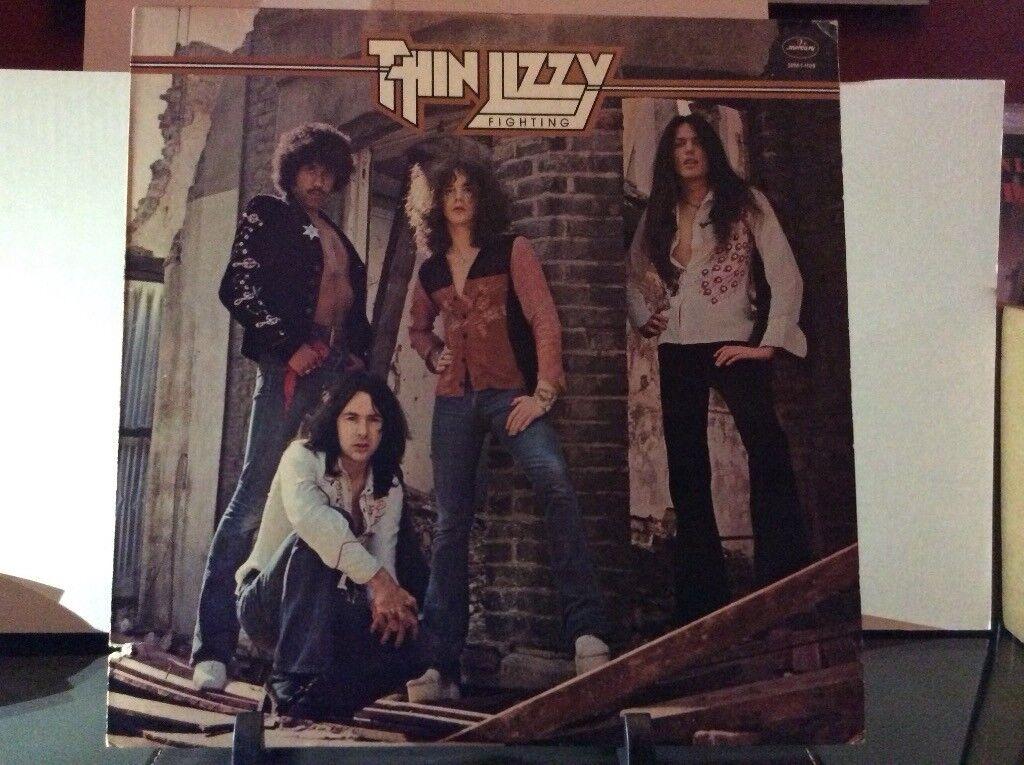 Thin lizzy vinyl album Fighting | in Bransholme, East Yorkshire | Gumtree