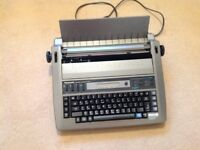 Panasonic electric typewriter