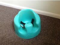 BABY BUMBO SEAT WITH SAFETY STRAPS