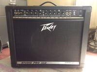 Peavey studio pro 112 guitar amp