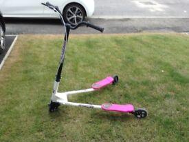 Girls Sporter scooter
