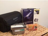 Sony Handycam DCR-HC27E Video Recorder
