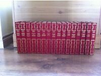 Collection of 16 Agatha Christie vintage books