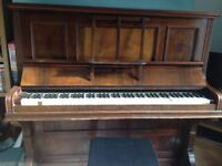 FREE piano, must be able to collect. Originally a church piano, needs tuning, but in good condition