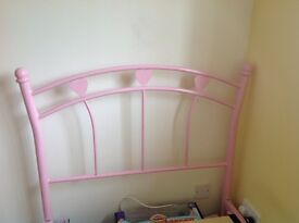 Girls bed (Suitable 3-8 years old)