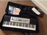 Yamaha Digital Keyboard and accessories (Practically new)