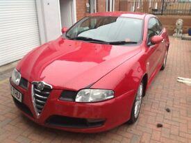 Alfa Romeo gt 1.9 jtd 2004