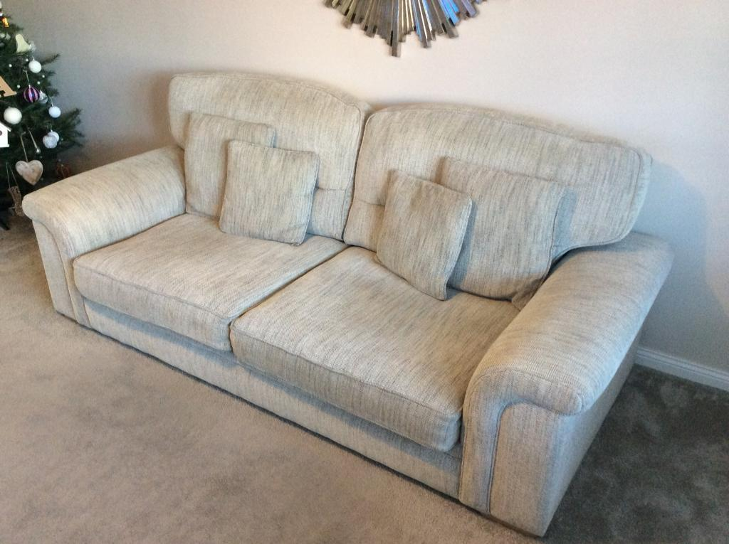 Barker and Stonehouse Sofa and Chair