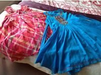 Girls Dresses 6 yrs and 9yrs