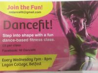 Dance Fit! Banish the January blues and put a spring in your step!