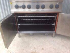 Electrolux 6 Burner Cooker (Restaurant & Catering)