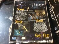 The Thief cd game