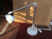 IKEA ADJUSTABLE TABLE LAMP