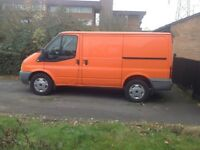 Ford Transit van ex-RAC for sale £4000 reasonable offers accepted it runs perfectly well.