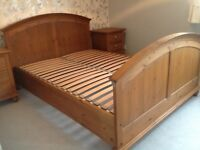 Solid French Oak Bedroom Furniture will sell individual pieces