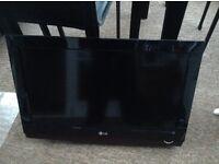 LG plasma screen television