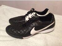 Nike Tiempo AstroTurf Trainers Size 11