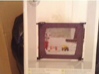 Baby gate new in box