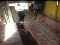 Tv.Radio.gas heater.bunk beb,dubbel&sing.renewed drive sharfts engine mount batteries tyres plugs