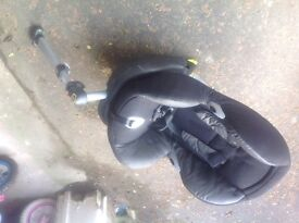 Isofix maxi cosi car seat for 9kg - 18kg
